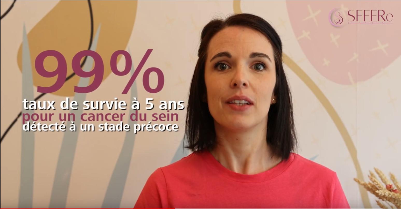 Octobre Rose : le centre SFFERe à vos côtés contre le cancer du sein
