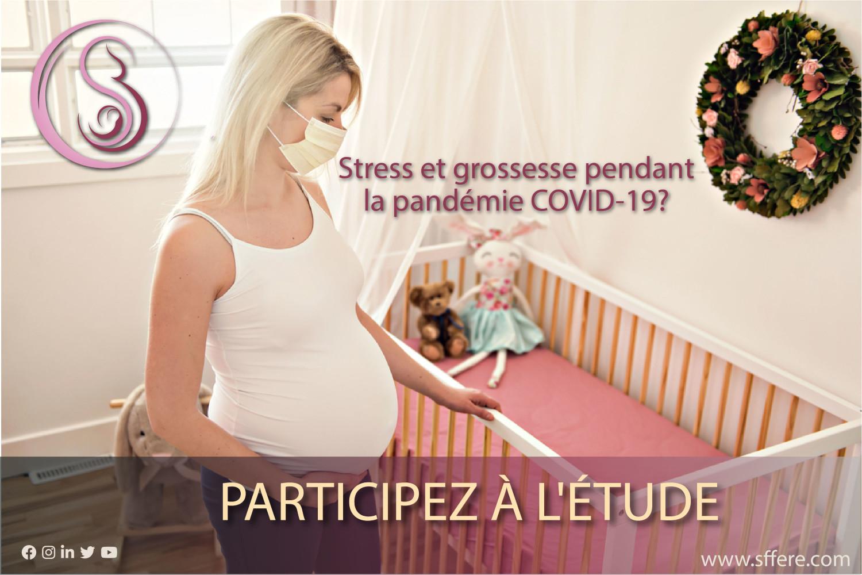 Q: Stress et grossesse pendant la pandémie COVID-19